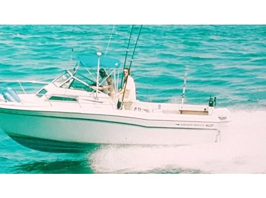 1986 Grady - White 24 Offshore