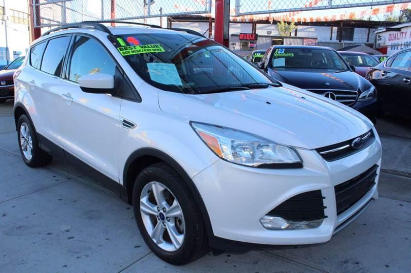 2014 Ford Escape SE AWD 4dr *Navigation*