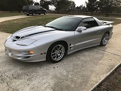 2002 Pontiac Trans Am Trans Am WS6 Ram Air 6 speed. Cam/Headers/Exhaust/Gears Must See