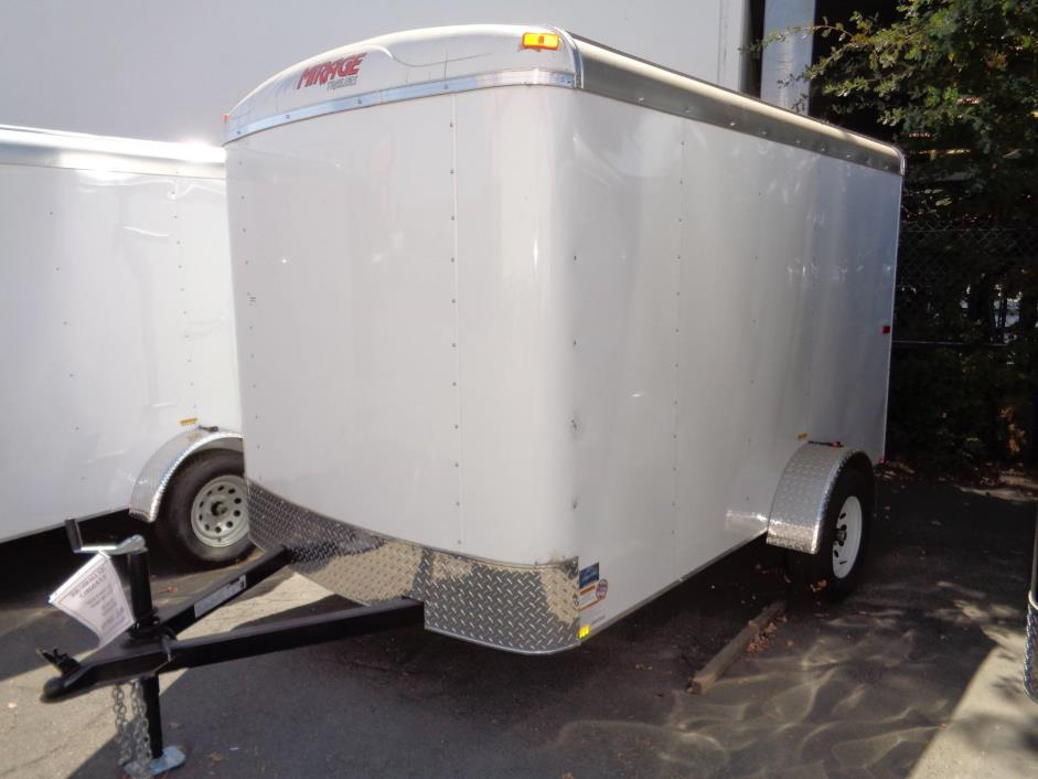 2017  Mirage Trailers  MXPO610SAW