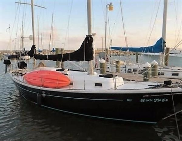 1976 Allied Princess Ketch