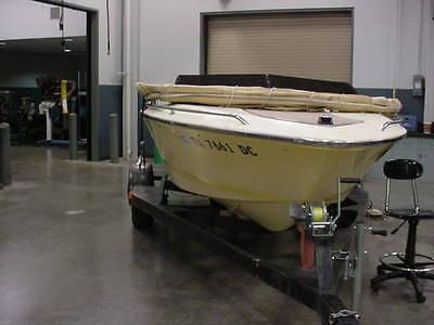 Classic 1972 17' Century  Inboard Ski Boat