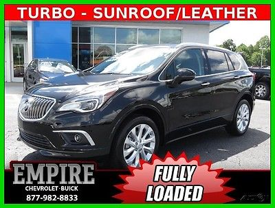 2016 Buick Other AWD 4dr Premium Turbo Bose Panoramic Sunroof 2.0 2016 AWD 4dr Premium I New Turbo 2L I4 AWD BosePanoramic Moonroof Bluetooth
