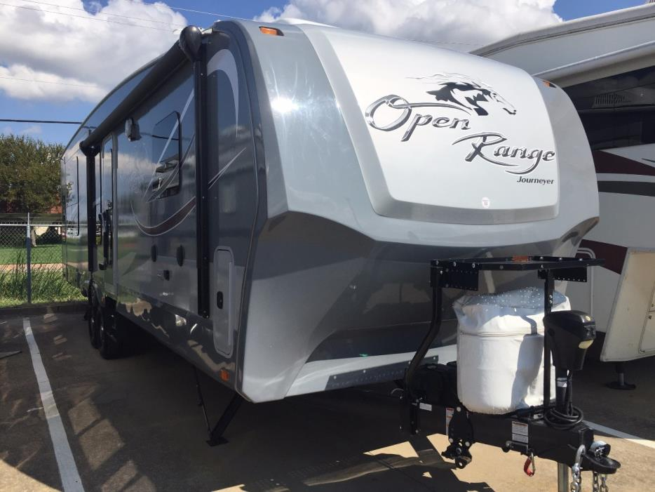 Open Range JOURNEYER 337RLS