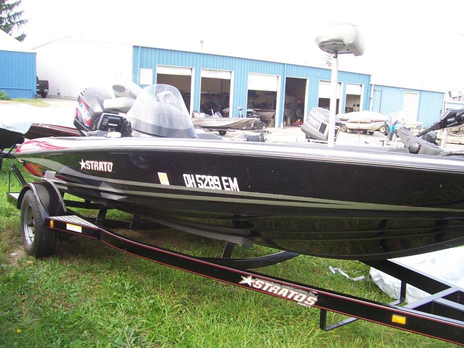 2005 Stratos 285 PRO XS