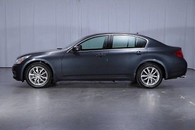 2008 Infiniti G35  75,084 Miles AWD G35x Heated Leather BOSE Xenons Warranty