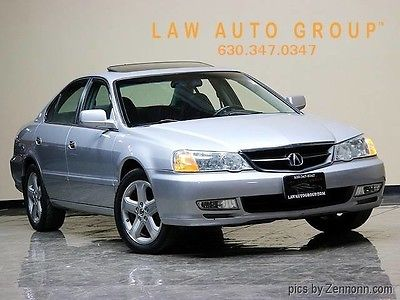2003 Acura TL Type-S Sedan 4-Door 2003 Acura 4DR SEDAN