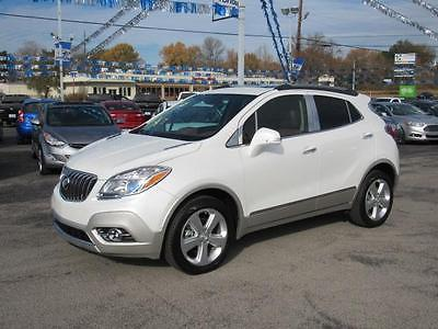 2015 Buick Encore Leather 2015 Buick Encore