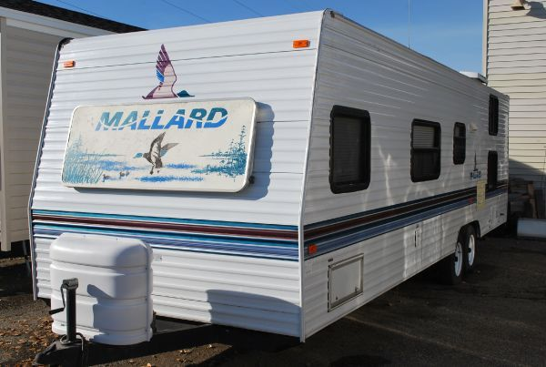 1998 mallard travel trailer