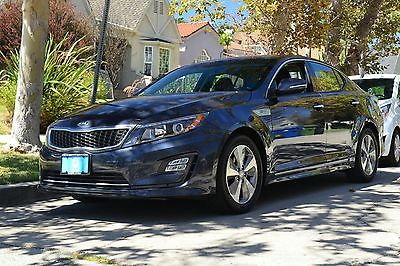 2015 Kia Optima 4dr Sedan EX 2015 Kia Optima Hybrid