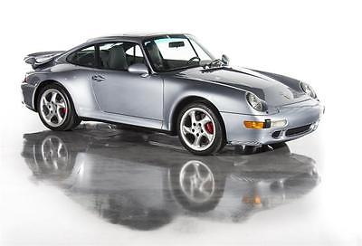 1996 Porsche 993 Twin Turbo -- 1996 Porsche 993 Twin Turbo 32000 Miles