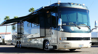 2005 Monaco Executive 43PBQ ONE OWNER! 36,000 MILES!! MUST SEE