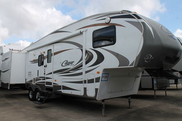Keystone Cougar 293sab Rvs For Sale