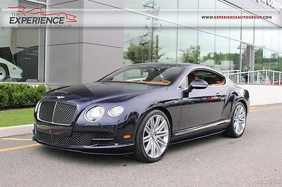 2015 Bentley Continental GT Speed $1,675/mo* Ventilated Massage Extended Heated Diamond Quilted Contrast Aluminum