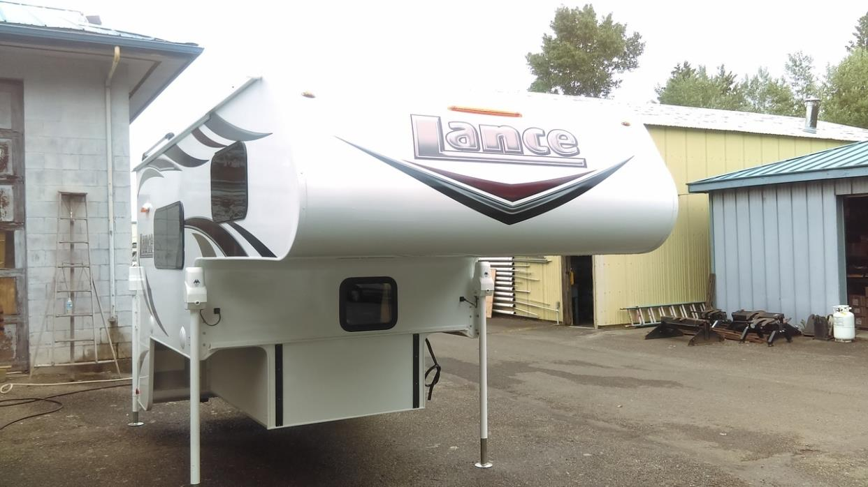 Lance 825 Rvs For Sale