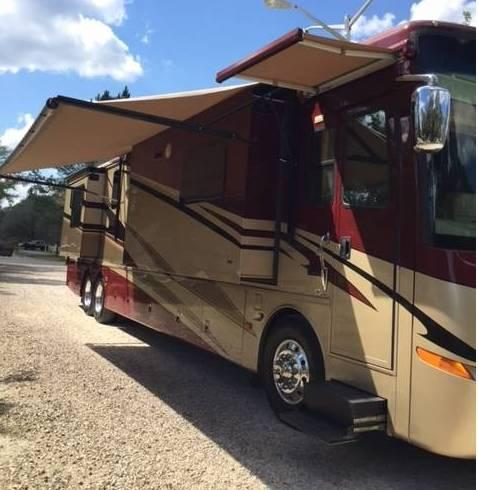 2008 Newmar Mountain Aire 4523