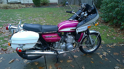 1972 Suzuki Other  1972 SUZUKI GT 750 GT750 J WATERBUFFALO FIRST YEAR ORIGINAL MOTORCYCLE