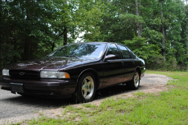 1996 Chevy Impala SS*no issues*great condition*