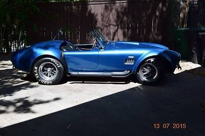 1965 Shelby Cobra AC COBRA 1 of 13 Badged AC COBRA and 1 of only 22 CSX 1000 series. Rare collector car
