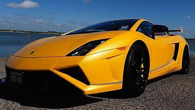 2014 Lamborghini Gallardo  2014 Lamborghini Gallardo 570-4 Squarda Corse