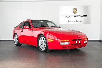 1989 Porsche 944 Turbo Coupe 2-Door 1989 Porsche Turbo