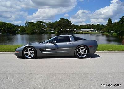 2003 Chevrolet Corvette Base 2dr Coupe 2003 Chevrolet Corvette Base 2dr Coupe 53,557 Miles GRAY Coupe 5.7L V8 Automatic