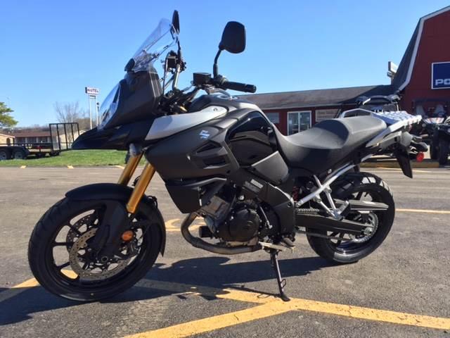 2015  Suzuki  V-Strom 1000 ABS