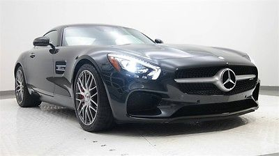 2016 Mercedes-Benz AMG-« GT S 2016 Mercedes-Benz AMG-« GT, Magnetite Black Metallic with 4,748 Miles available