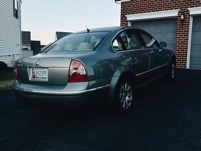 2001 Volkswagen Passat  vw passat