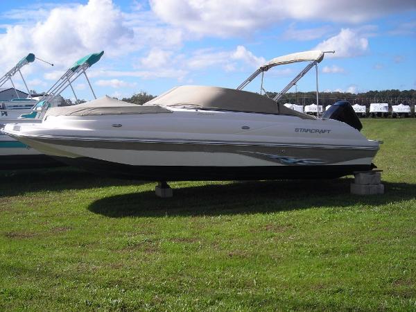 2000 Starcraft AURORA 2010