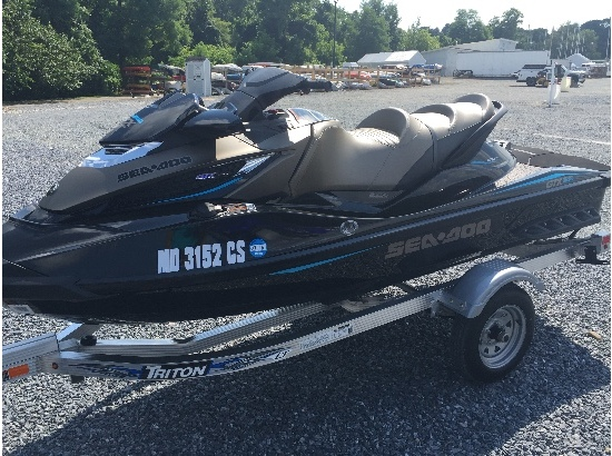 2016 Sea Doo GTX 300 Limited