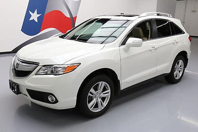 2014 Acura RDX  2014 ACURA RDX TECHNOLOGY SUNROOF NAV HTD SEATS 17K MI #017895 Texas Direct Auto