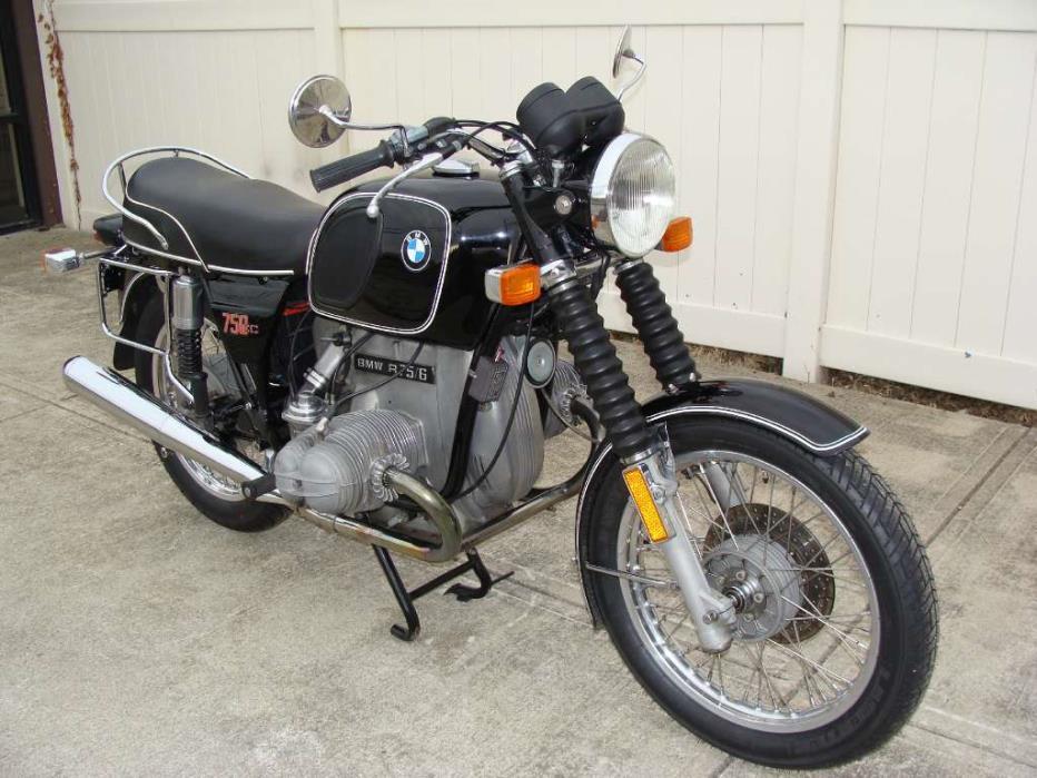 1974  BMW  R75/6