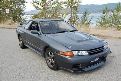 1989 Nissan GT-R base coupe 2-door 1989 Nissan Skyline R32 GTR-LOW MILEAGE-GREAT CONDITION