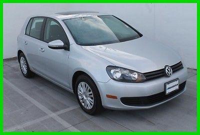 2011 Volkswagen Golf VW Call Juan Carlos 832-506-1890 2011 VW GOLF 54K MILES*1OWNER*LOCAL TRADE*CLEAN CARFAX*WE FINANCE!!