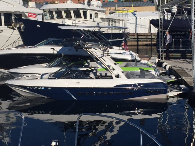 2016 Malibu Boats LLC Wakesetter 20 VTX
