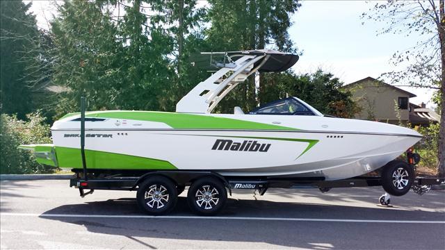 2017 Malibu Boats LLC Wakesetter 23 LSV