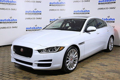2017 Jaguar XE 1st Edition Limited - 1st Edition Demonstrator Mgr Demonstrator - Glacier White