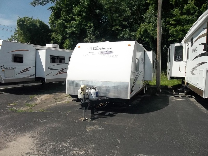 Coachmen FREEDOM EXPRESS 280RLS