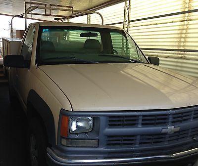 1997 Chevrolet Cheyenne  Utility Work Truck 1997 CHEV Cheyenne / Clean Title