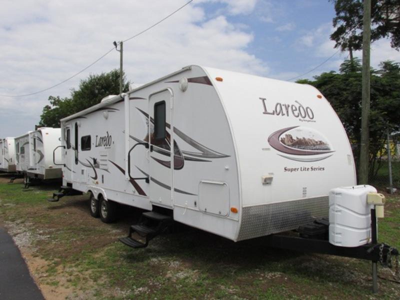 Keystone Rv Laredo 296RE