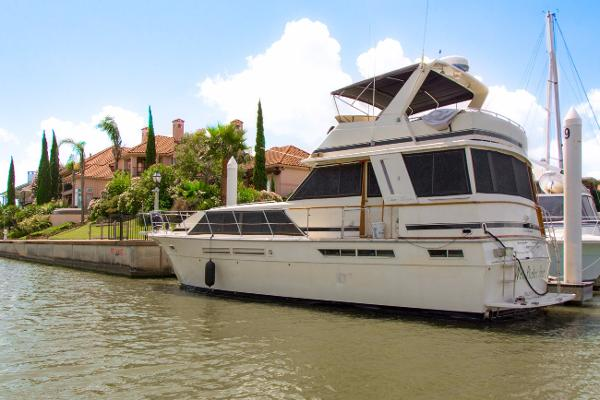 1987 Chris Craft 460 Constellation