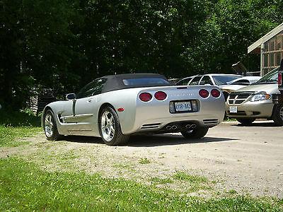 2000 Chevrolet Corvette Convertible Ragtop Corvette