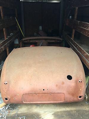 1958 Austin Healey Sprite  Austin Healey Bugeye Sprite