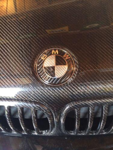 2002 BMW 3-Series 2002 Bmw e46 m3