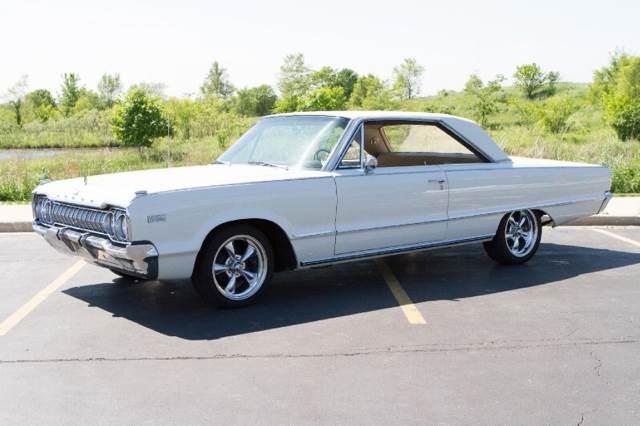 1965 Dodge Polara -- 1965 Dodge Polara  25,614 Miles White Coupe V8 6.3L Automatic