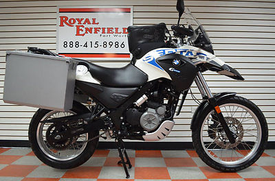BMW G650GS SERTAO ADVENTURE TOUR 2012 bmw g 650 gs sertao with panniers and tank bag nice adventure bike call now