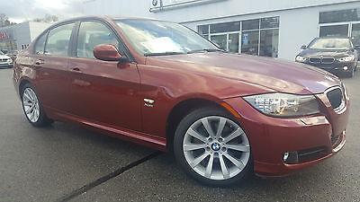2011 BMW 3-Series All Wheel Drive Heated Seats Clean Carfax Certified 2011 BMW 328i xDrive Sedan 3.0L L6 All Wheel Drive Heated Seats Carfax