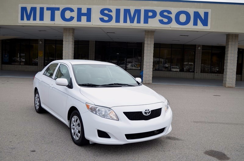 2009 TOYOTA COROLLA LE AUTOMATIC LOW MILES VERY NICE CAR