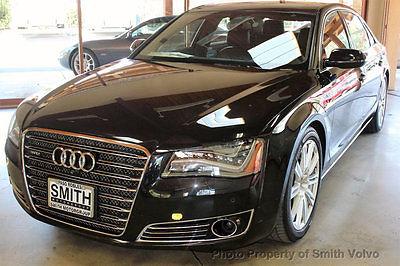 2013 Audi A8 W12 Quattro Tiptronic 2013 Audi A8 W12 $158000 MSRP